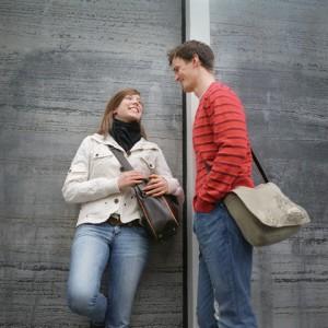 conversacion con una mujer